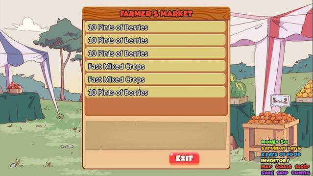 Morningdew Farms: An Interactive Gay Farming Visual Novel by Yamila