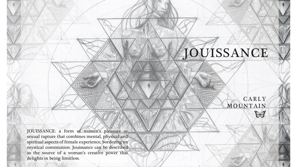 Jouissance ~ Poetry of the Deep Feminine project video thumbnail