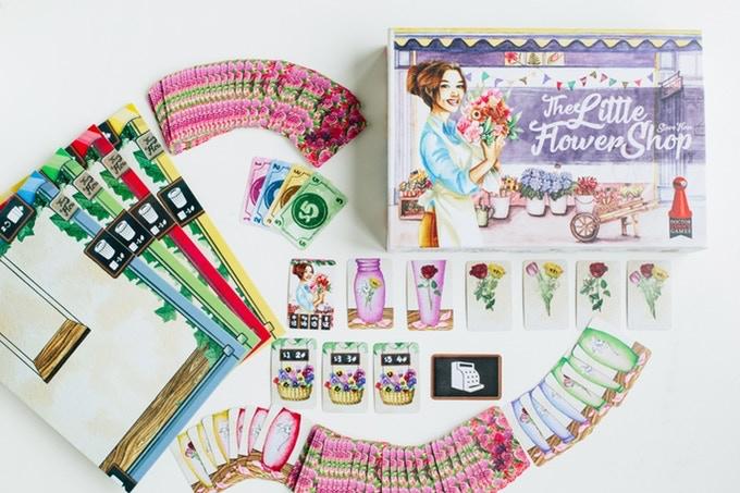 Little Flower Shop Mini-Pack