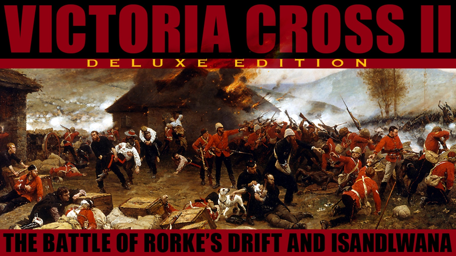 A deluxe edition of Worthington's VICTORIA CROSS II. Playable by 1 to 2 players in under 2 hours. Two games in one box.