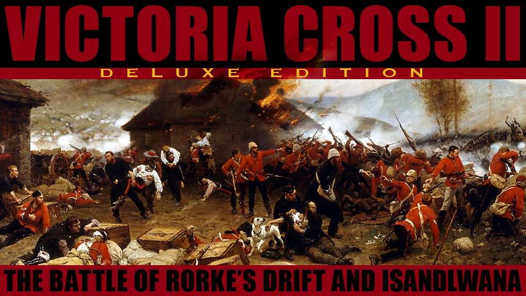 Victoria Cross II Deluxe Edition project video thumbnail