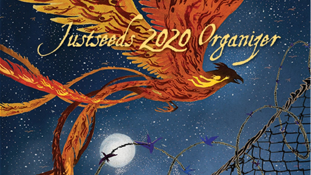 2020 Justseeds Organizer project video thumbnail