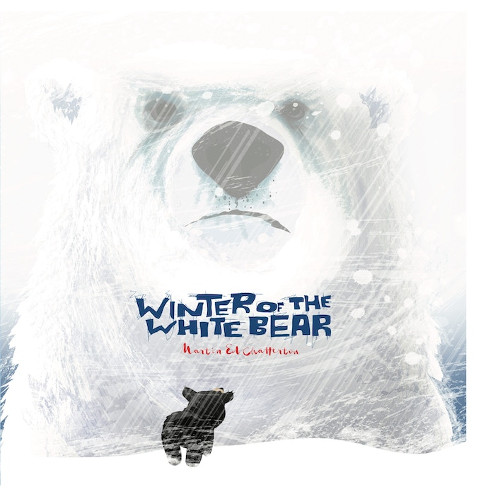 Front cover of Winter of the White Bear by Martin Ed Catterton (Dirt Lane Press 2019)