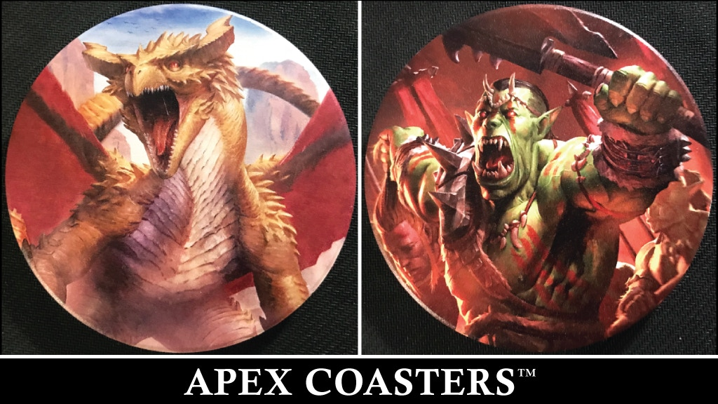 Apex Coasters: Fantasy/RPG Series project video thumbnail