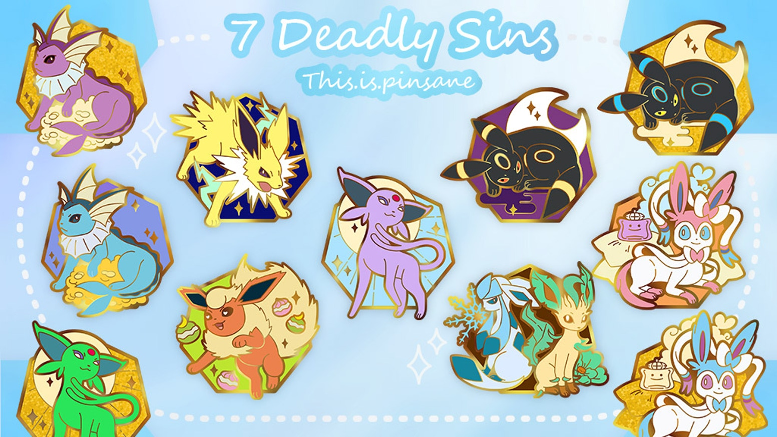 Congratulations! We made it, the 7 Deadly Sins Kickstarter is over, thank you so much for your support.