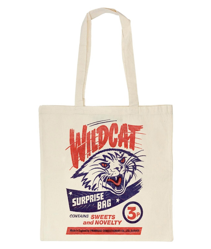 The Wildcat 3p Surprise Bag Tote