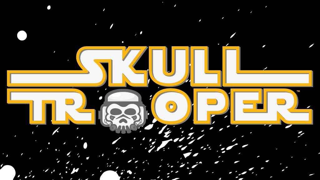 Project image for SKULLTROOPER: A Soft-Enamel Pin Series