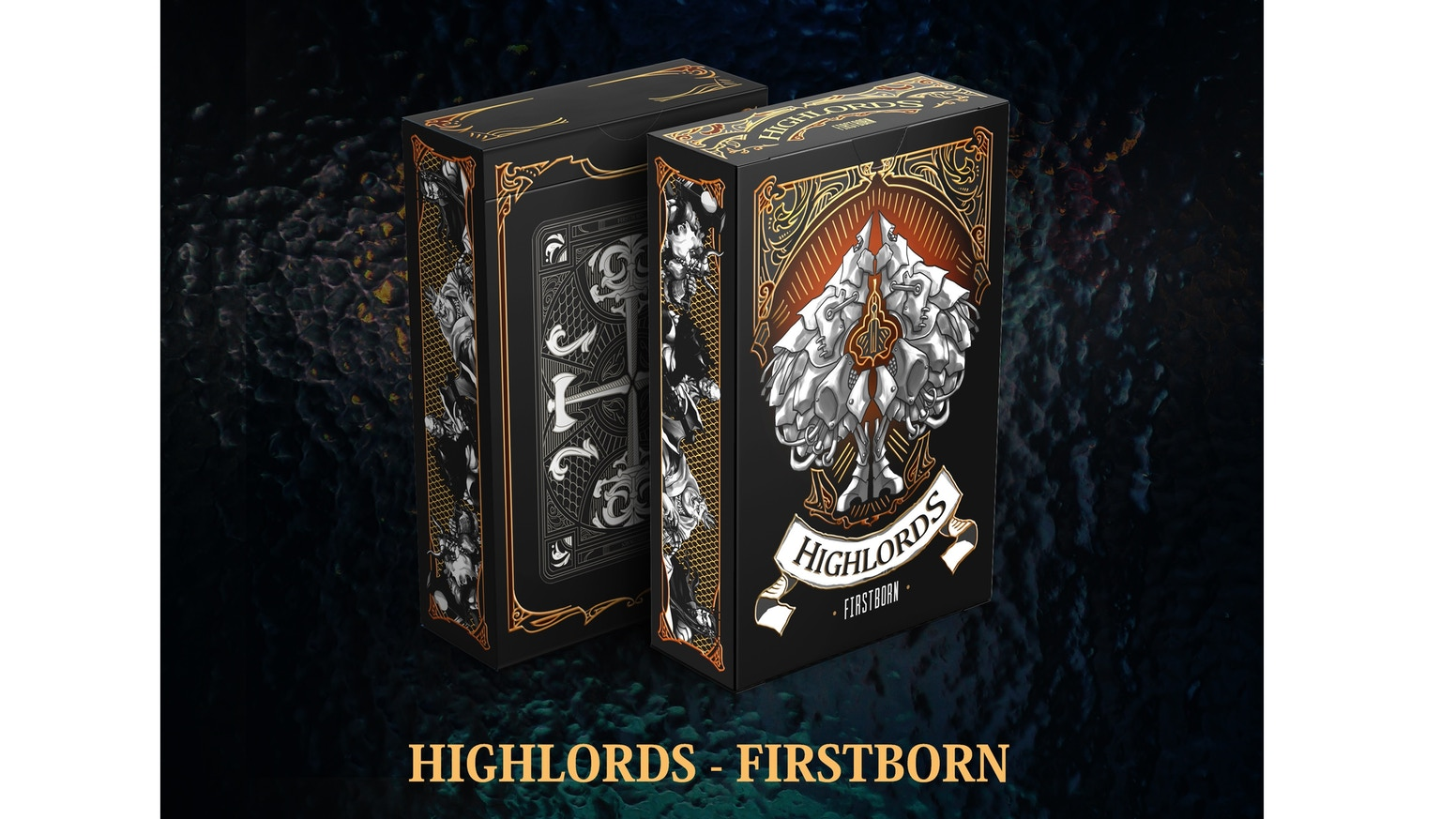 Highlords Firstborn Playing Cards by Ace Collectable Cards