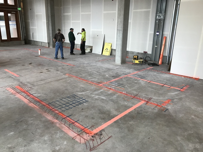 G-Love Construction Site