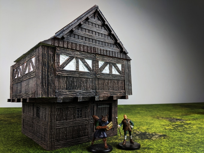 Second Story Set adds some new dimension to your builds!