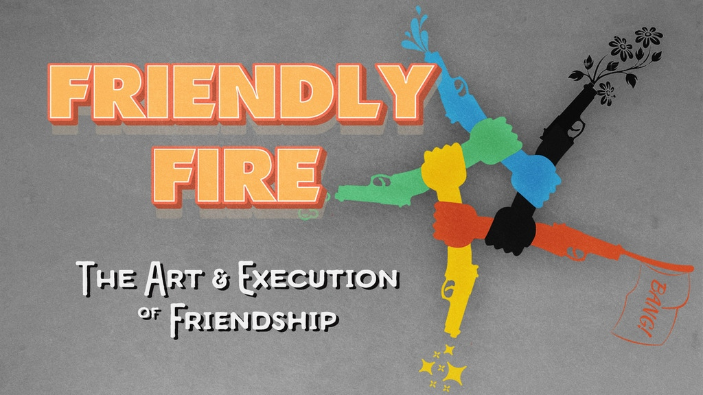 Friendly Fire project video thumbnail