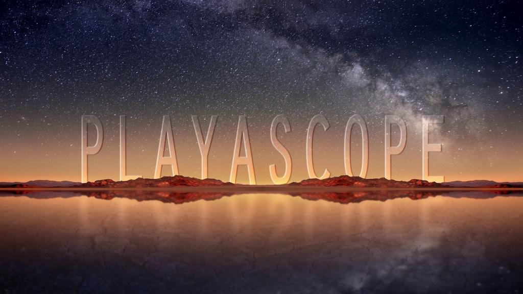 Playascope project video thumbnail