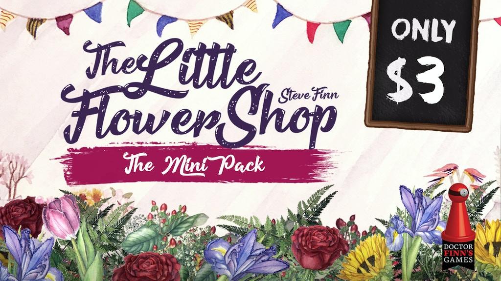 Little Flower Shop Mini-Pack project video thumbnail