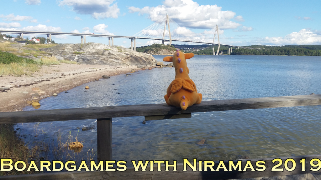 Project image for BoardGames with Niramas 2019