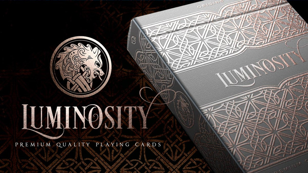 Luminosity Playing Cards - Inspired by Norse Mythology project video thumbnail