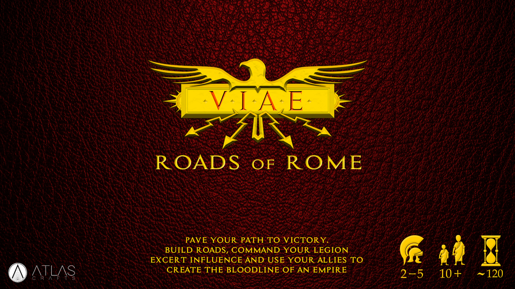 VIAE - Roads of Rome project video thumbnail