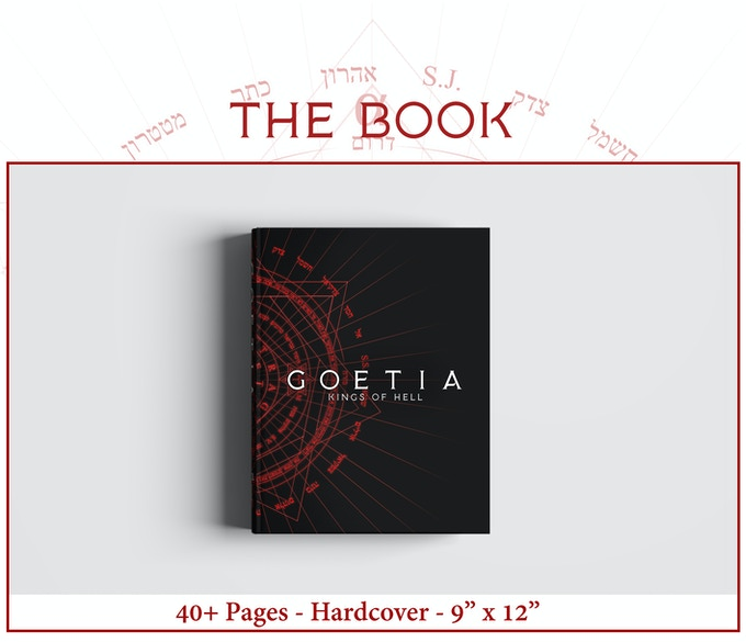 Goetia: Kings of Hell by Zach Titterington — Kickstarter
