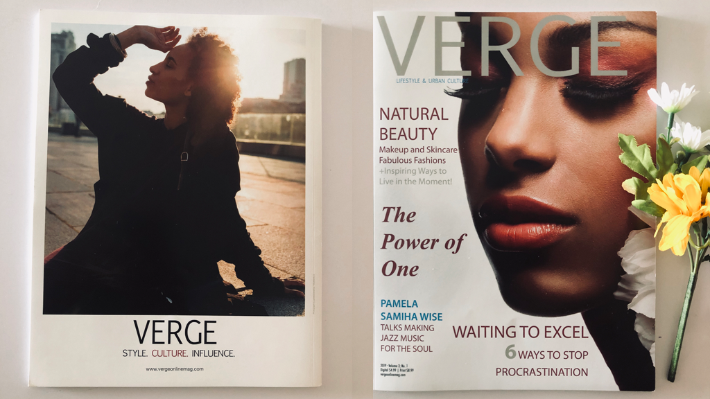 Project image for VERGE Lifestyle & Urban Culture Magazine