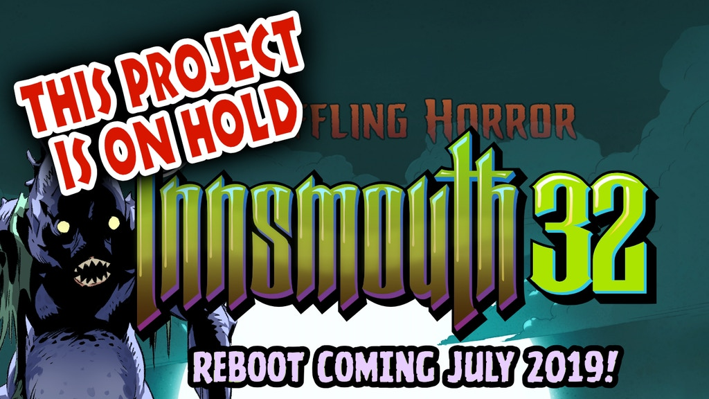 Project image for Innsmouth 32 | ***First Attempt*** | (Canceled)