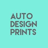 Auto Design Prints
