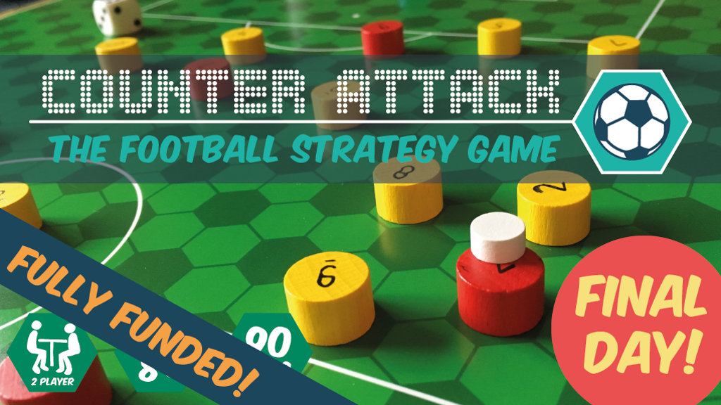 Counter Attack: the football strategy game project video thumbnail