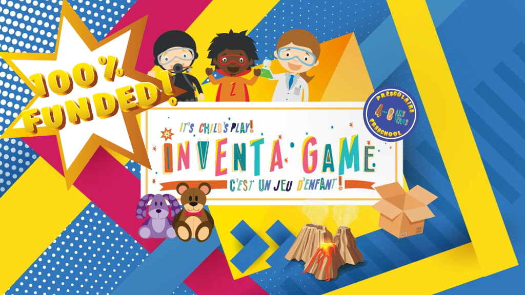 Inventa Game project video thumbnail