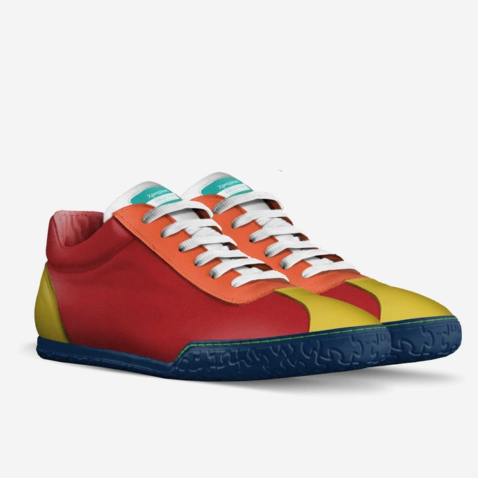 Potential new shoe design classic low top sneaker