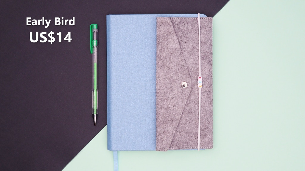 The Sparkle Paper Saver - The Zero Waste Notebook project video thumbnail