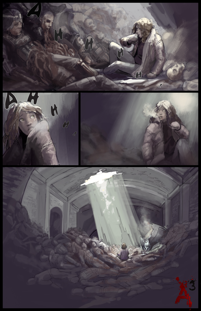 Page Two of Issue #3