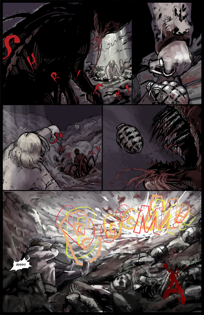 Page Four of Issue #3