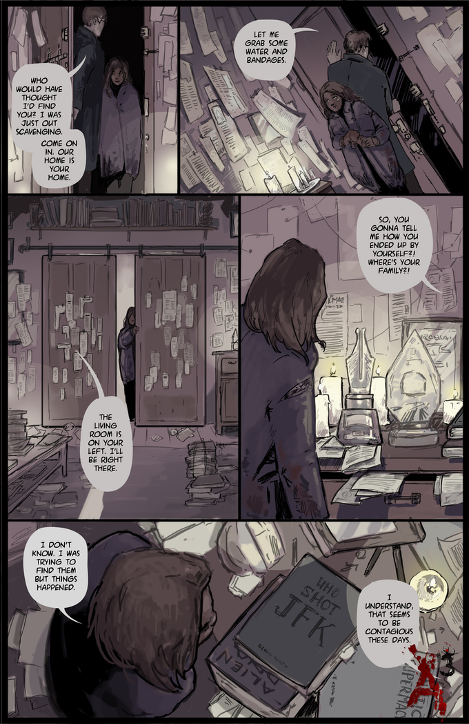 Page Ten of Issue #3