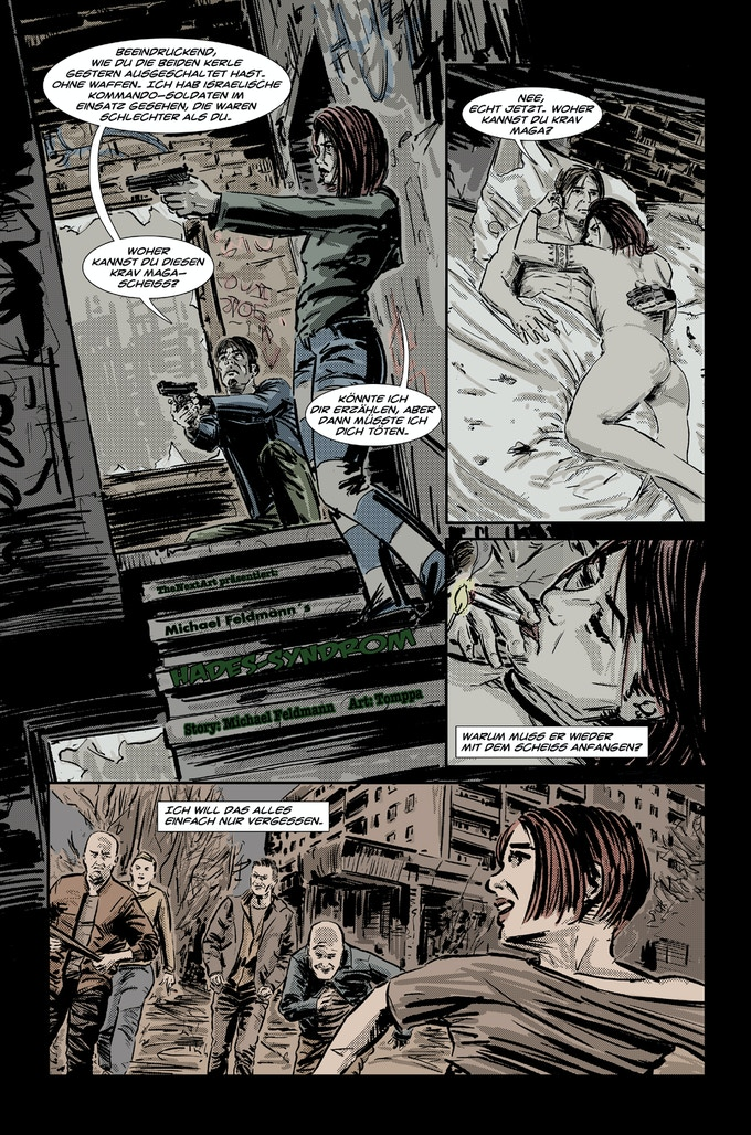 Hades-Syndrom - Seite 1 - Tomppa