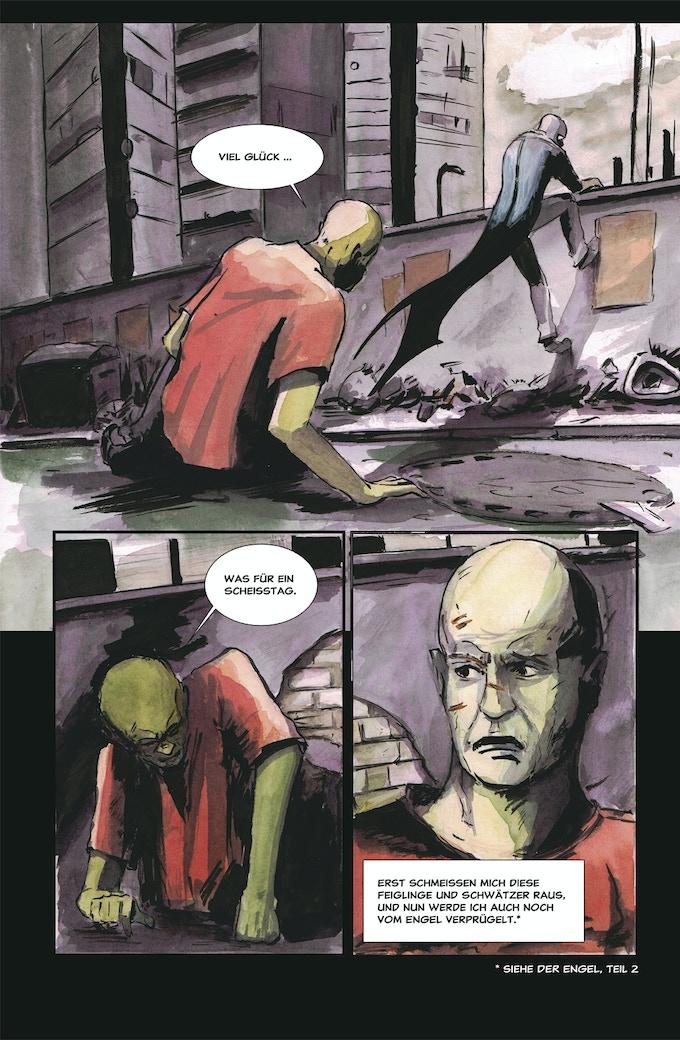 Cestus (Der Engel) - Seite 1 - Matt Fynch