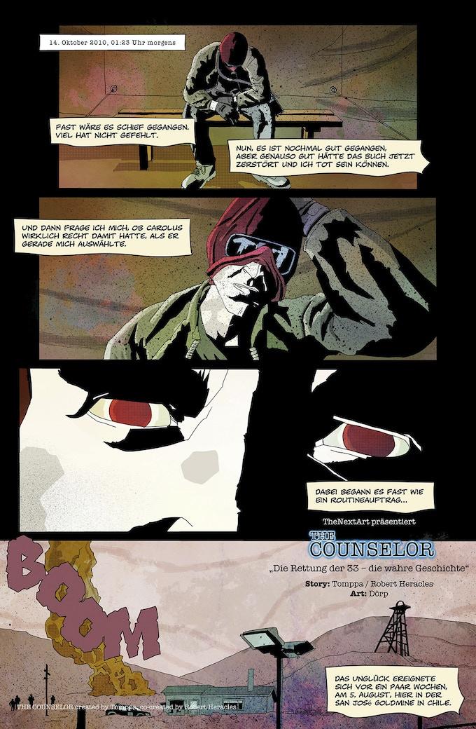 The Counselor - Seite 1 - Sascha Dörp