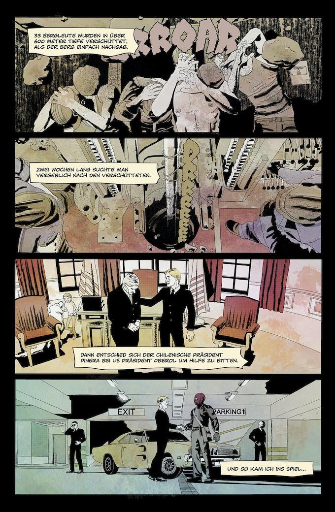 The Counselor - Seite 2 - Sascha Dörp