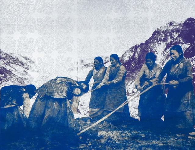 Tibetan Roadbuilders: Shovel Songs
