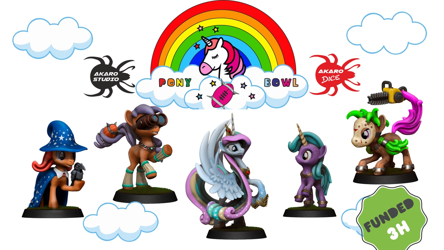Pony Bowl Team for Fantasy Football