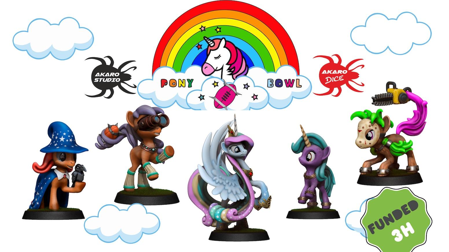 Pony Bowl Team for Fantasy Football