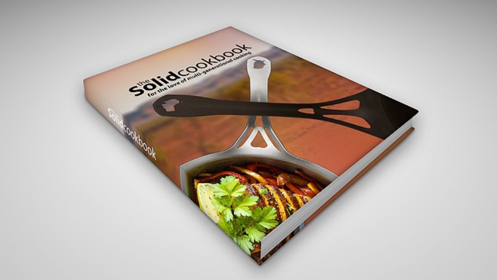 The SOLID Cookbook by Rob Dose & Solidteknics: Vol 1, 1st Ed project video thumbnail