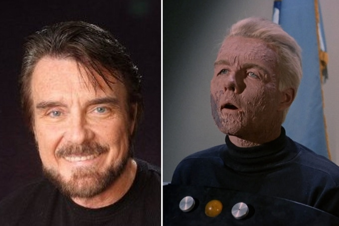 Sean Kenney -- Captain Pike in Star Trek --  has just been added!