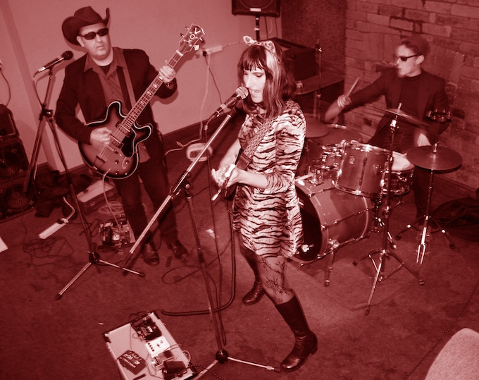 The Sleazoids (pic by Rob Shipley)