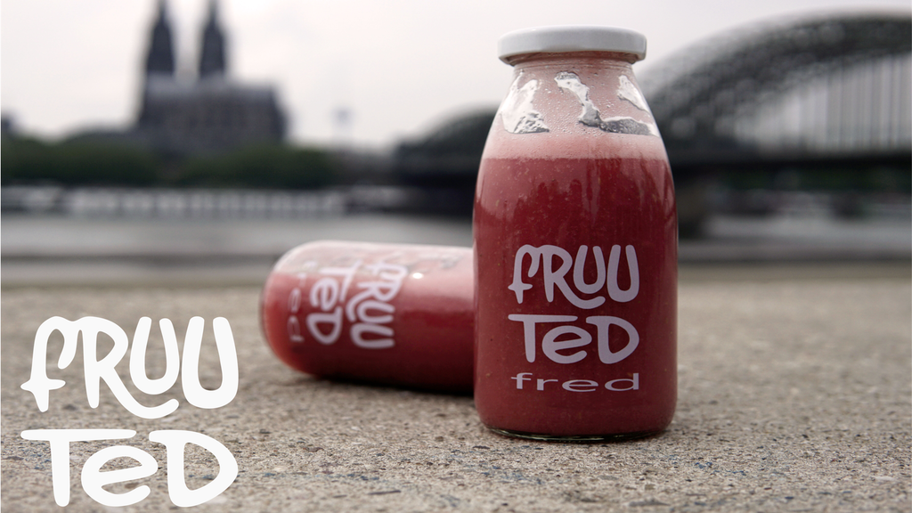 fruuted - the world's first alcoholic smoothie