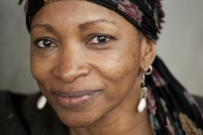 Bonnie Greer OBE photography taken from her Memoir 'A Parallel Life'