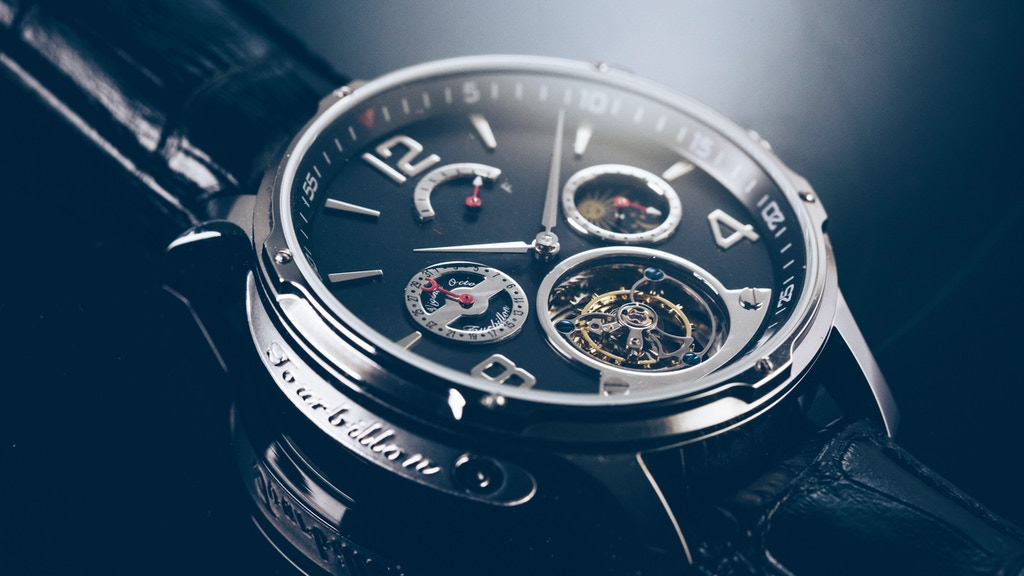 VIGINTI OCTO Most popular Multifunctional Tourbillon Watch project video thumbnail