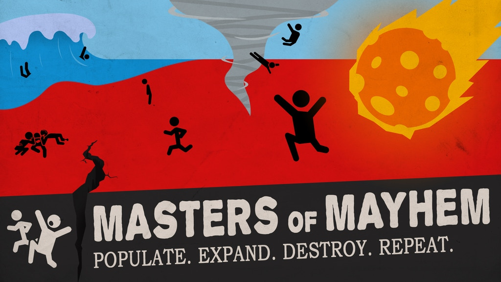 MASTERS of MAYHEM project video thumbnail