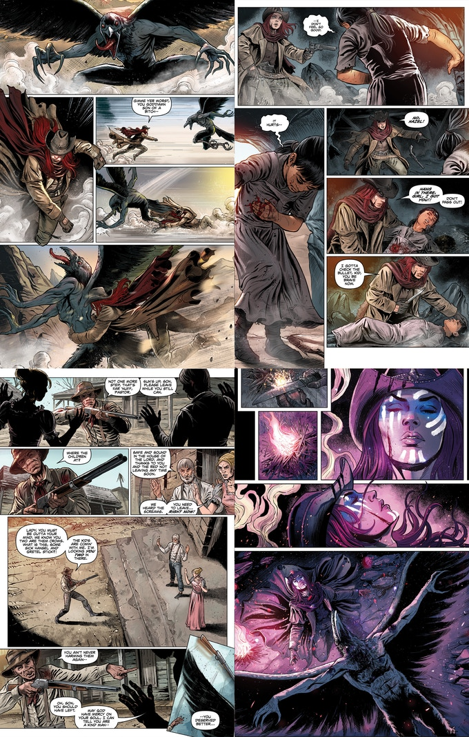 Issue #5 - Preview
