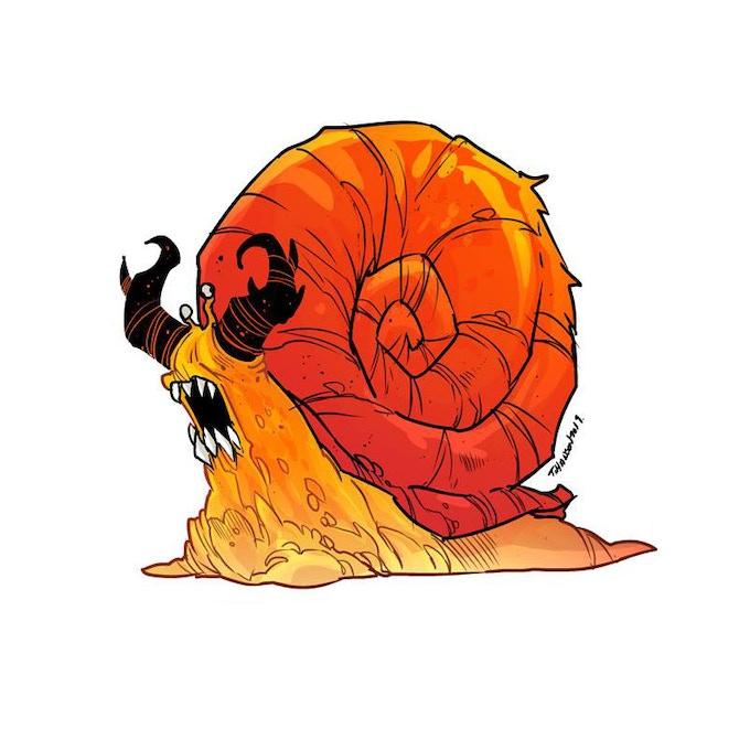 Demon Snail