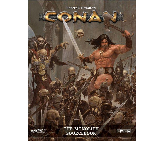 Conan By Monolith Board Games Llc Kickstarter