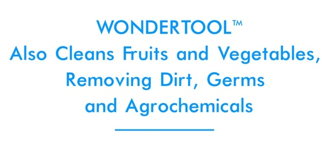 WONDERTOOL™- All in one - Portable Washer & Cleaner w/ Ozone by
