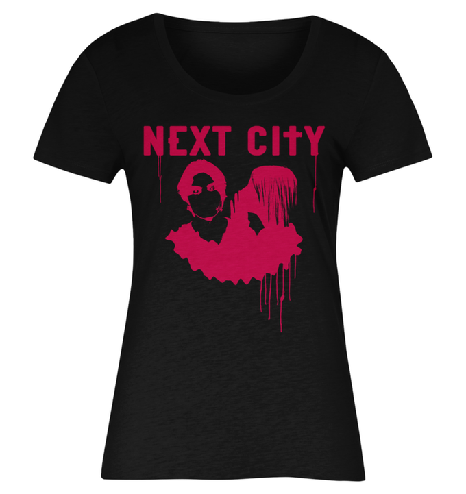 "Exclusive NEXT CItY ""Tell Me"" T-Shirt (Womens)"